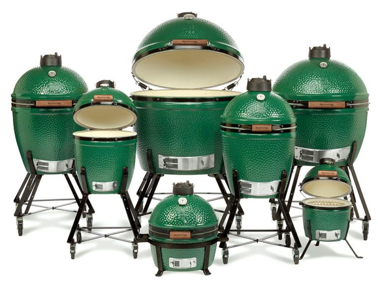 weber kettle egg family