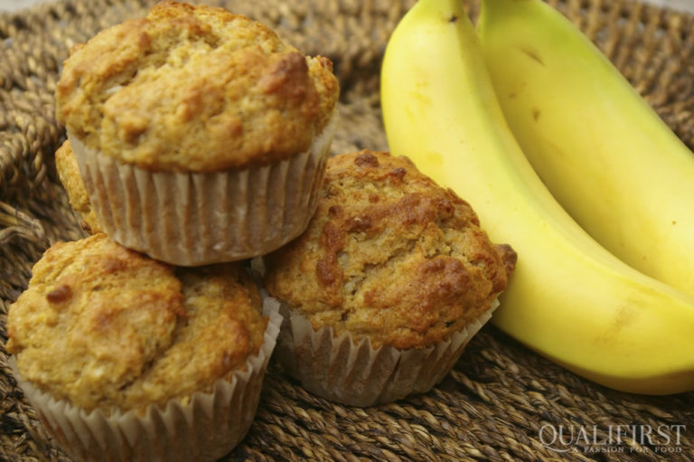 Gluten free muffin with great taste and texture