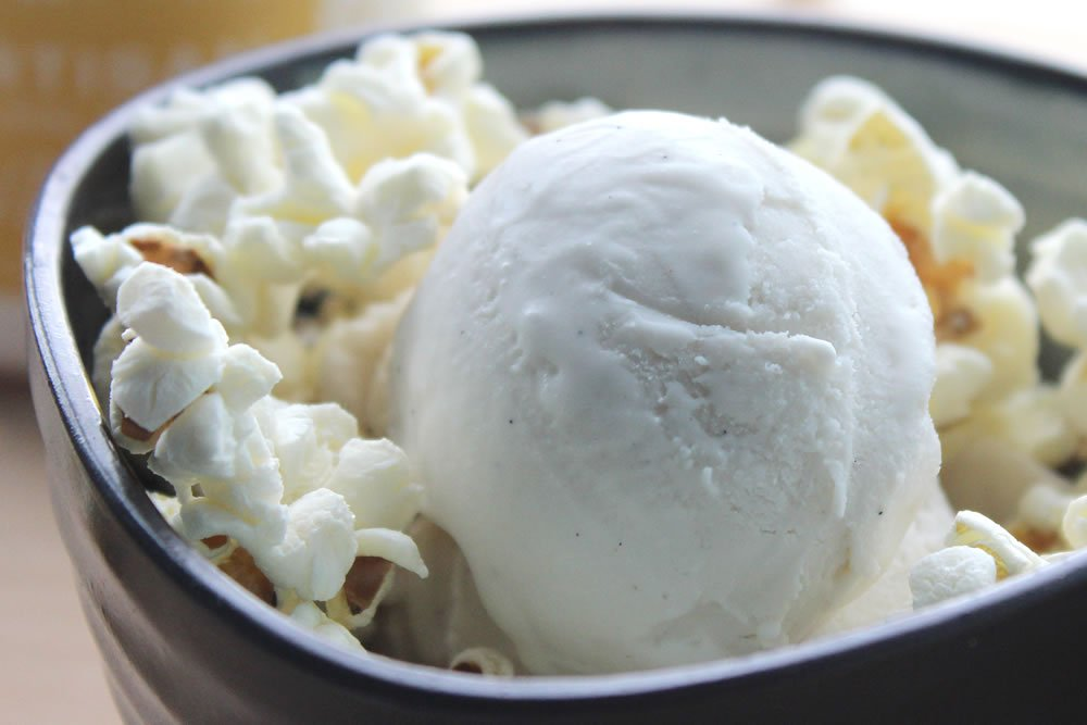 Coconut Milk Ice Cream Recipe