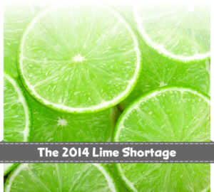 The Lime, Cuisine, Mexican Drug Cartels & the Great Lime Shortage