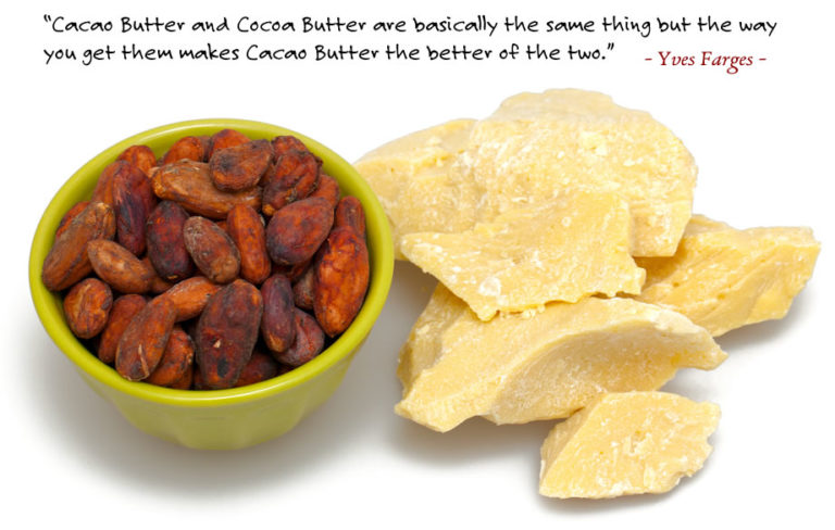 Cacao Butter & Higher Prices For Chocolate