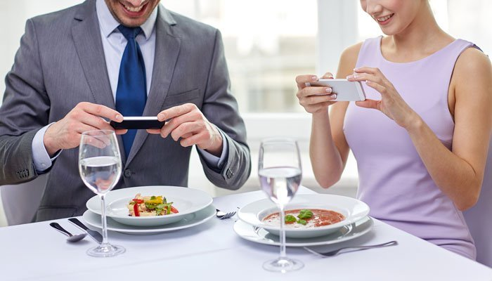 How to make sure your customers tweet your dishes