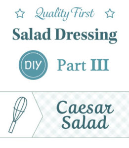 Original Caesar Salad Recipe