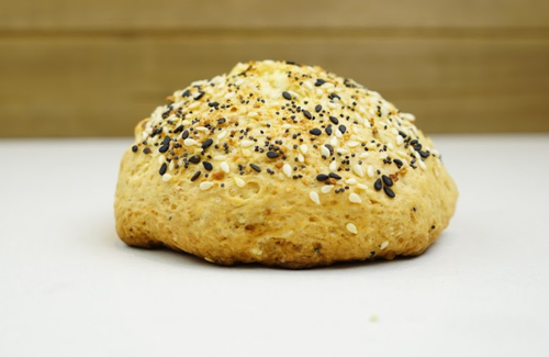 Everything Bagel Scone