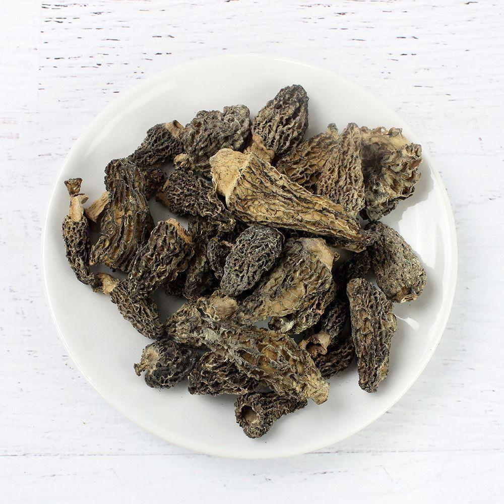 Morels Whole Dry 454 g Royal Command