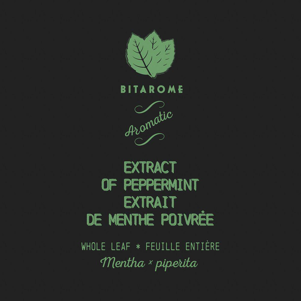 Peppermint Extract ; 32 oz Bitarome