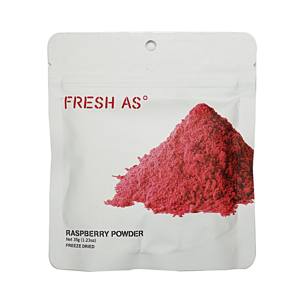 Raspberry Powder Freeze Dried 35 g Fresh-As
