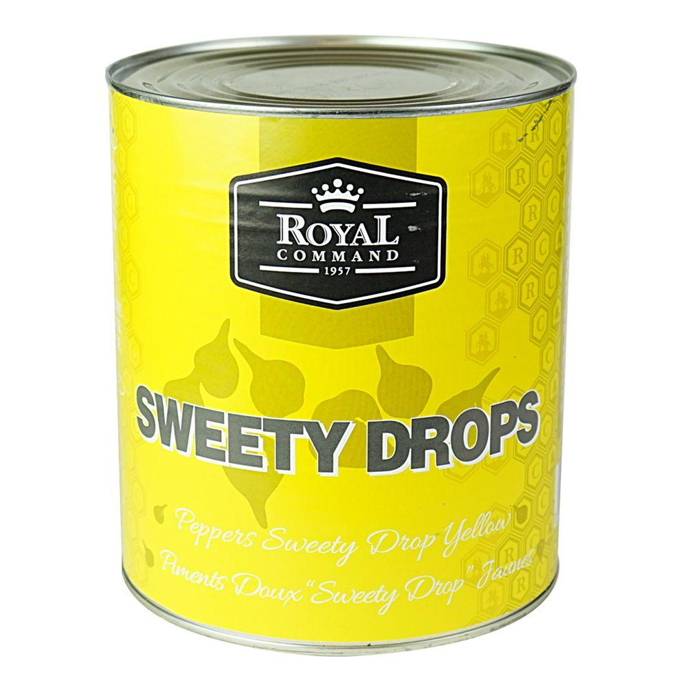 Sweety Drop Peppers Yellow 3 kg Royal Command