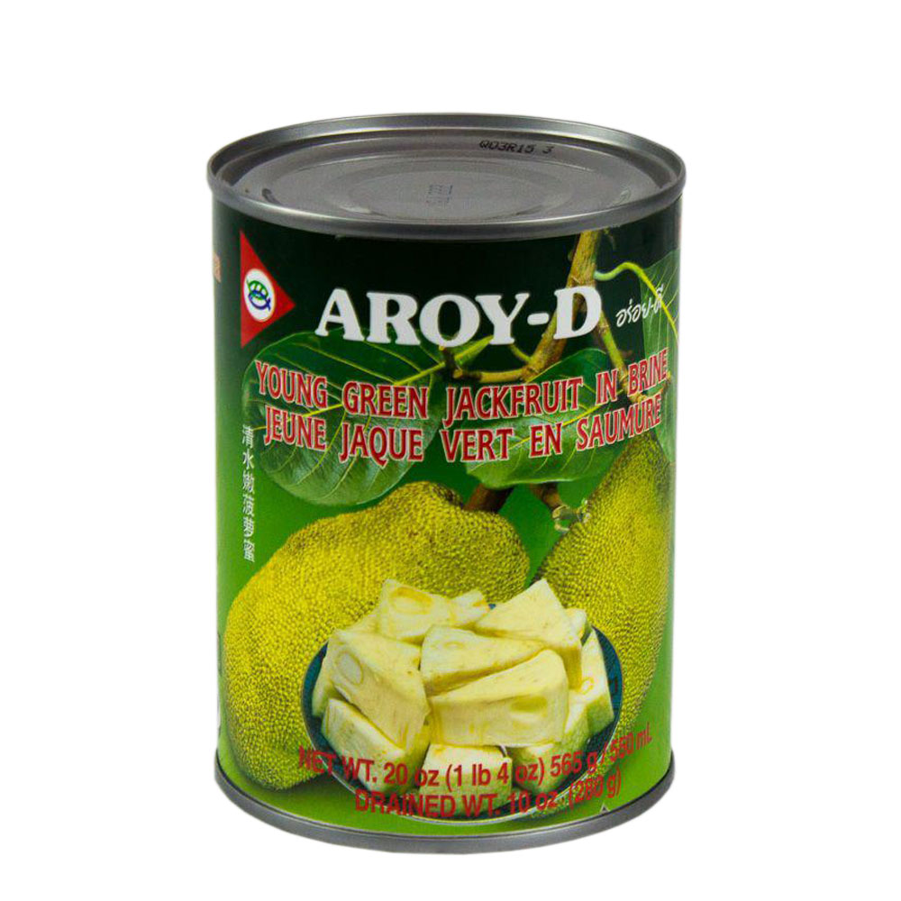 Jackfruit Young Green Tinned 550 ml AroyD