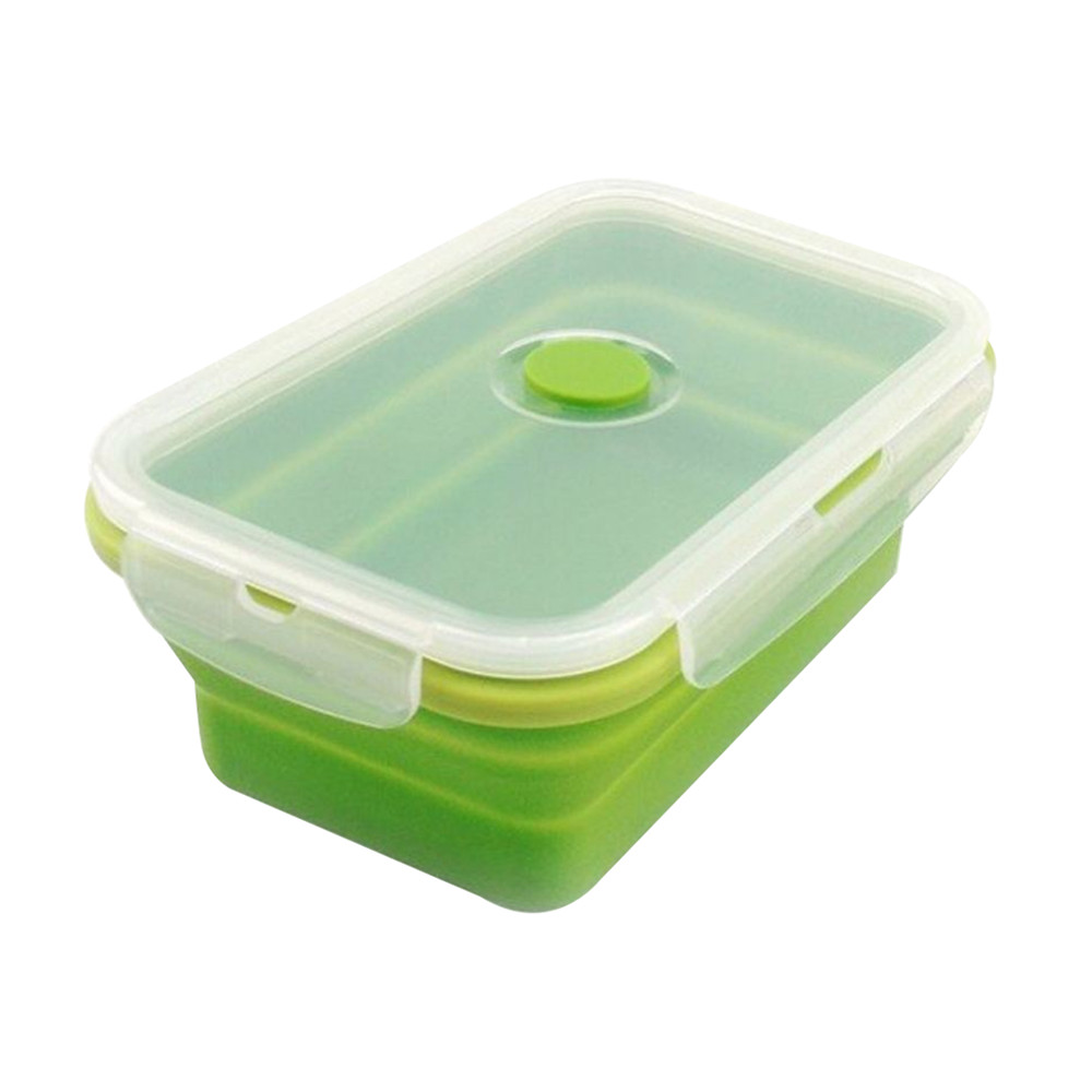 Lunchbox Silicone Foldable 800mL 1 pc Artigee