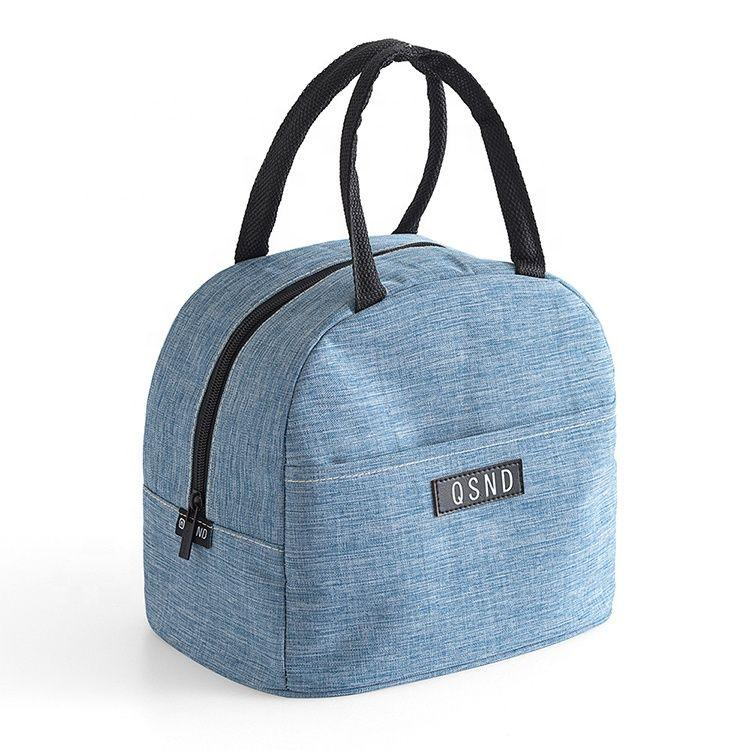 Lunch Bag Blue (Insulated) 1 pc Inknu