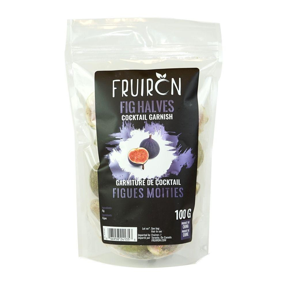 Fig Halves Cocktail Garnish 100 g Fruiron