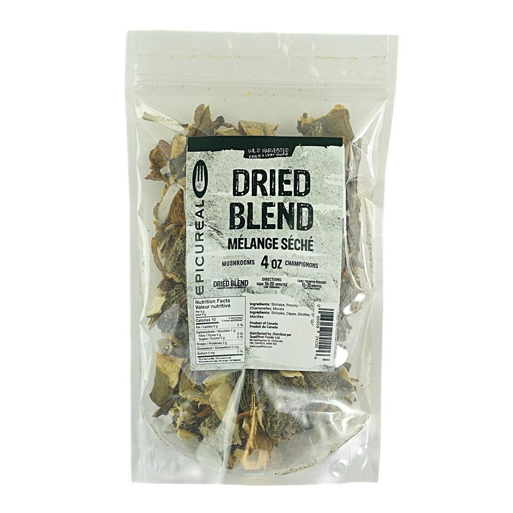 Mushroom Dried Blend 4 oz Epicureal