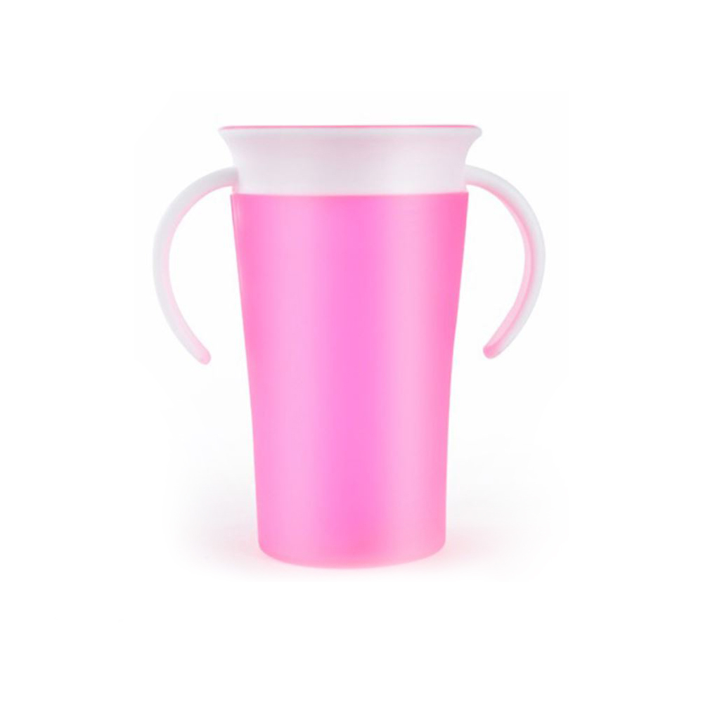 Toddler Sippy Cup Pink 1 pc Artigee