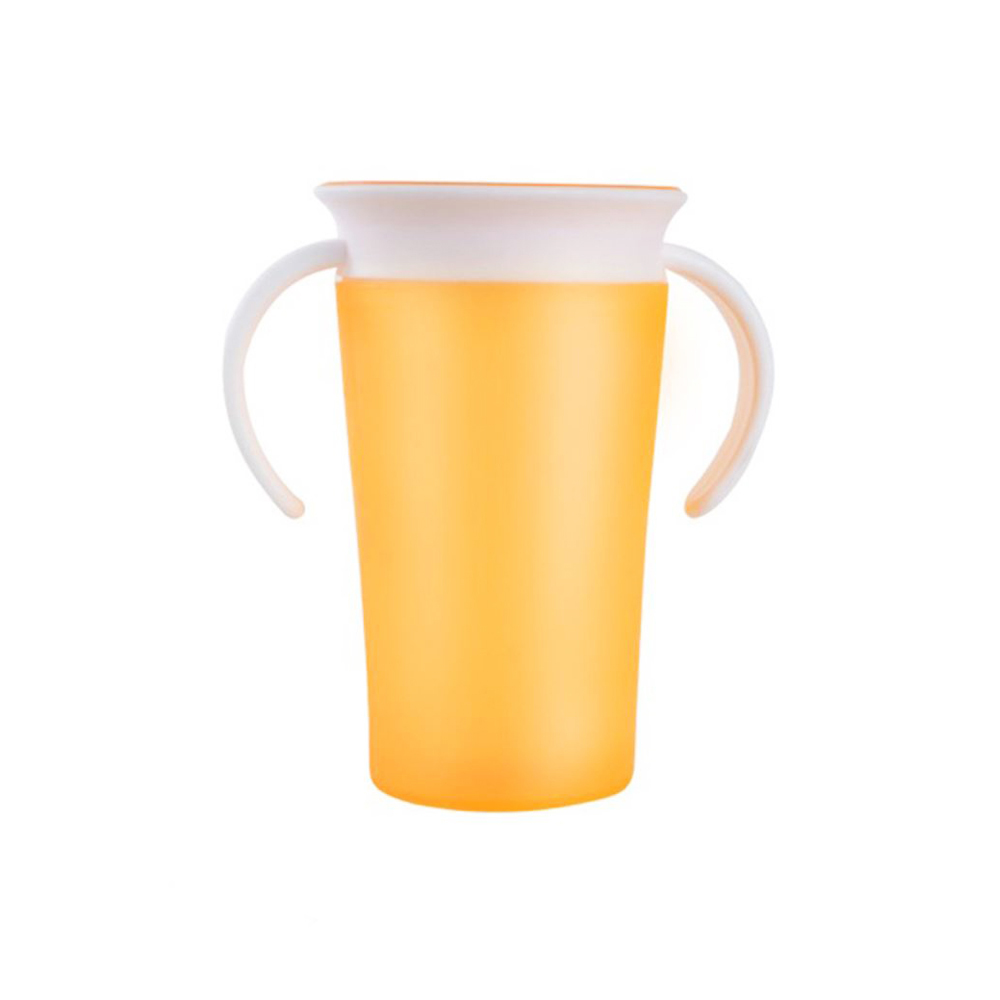 Toddler Sippy Cup Yellow 1 pc Artigee
