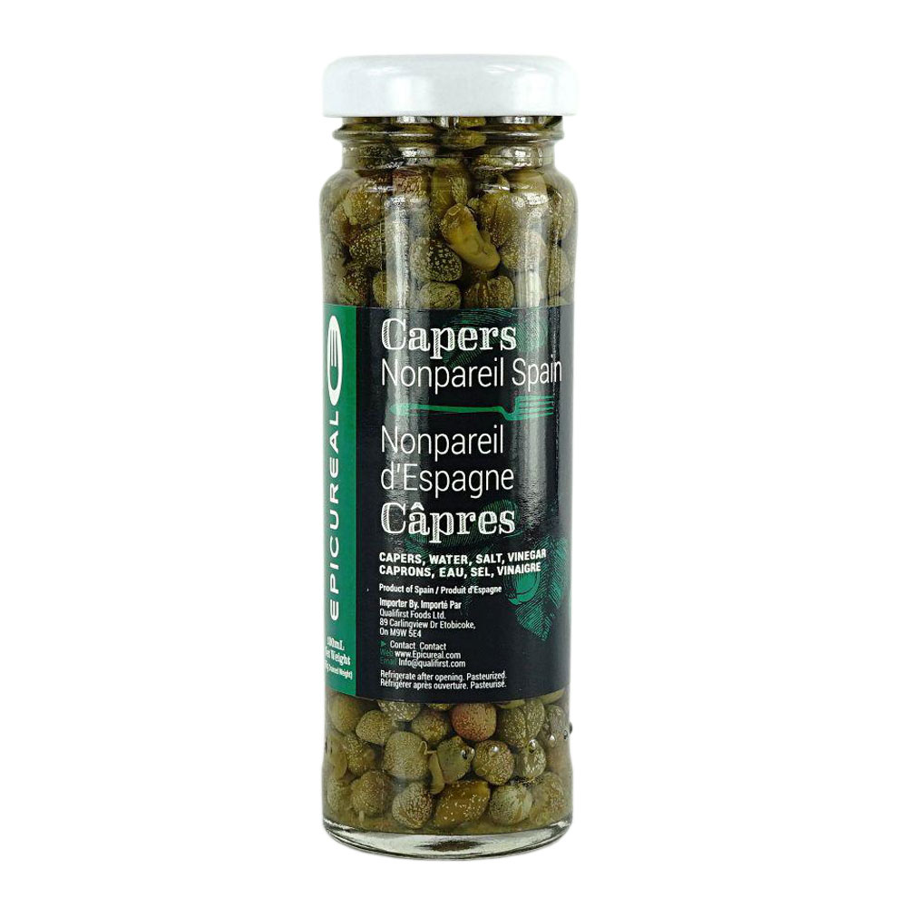 Capers Nonpareil Small 100 ml Epicureal