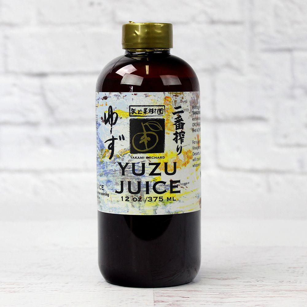 Yuzu Juice (Citrus) 350 ml Yakami Orchard