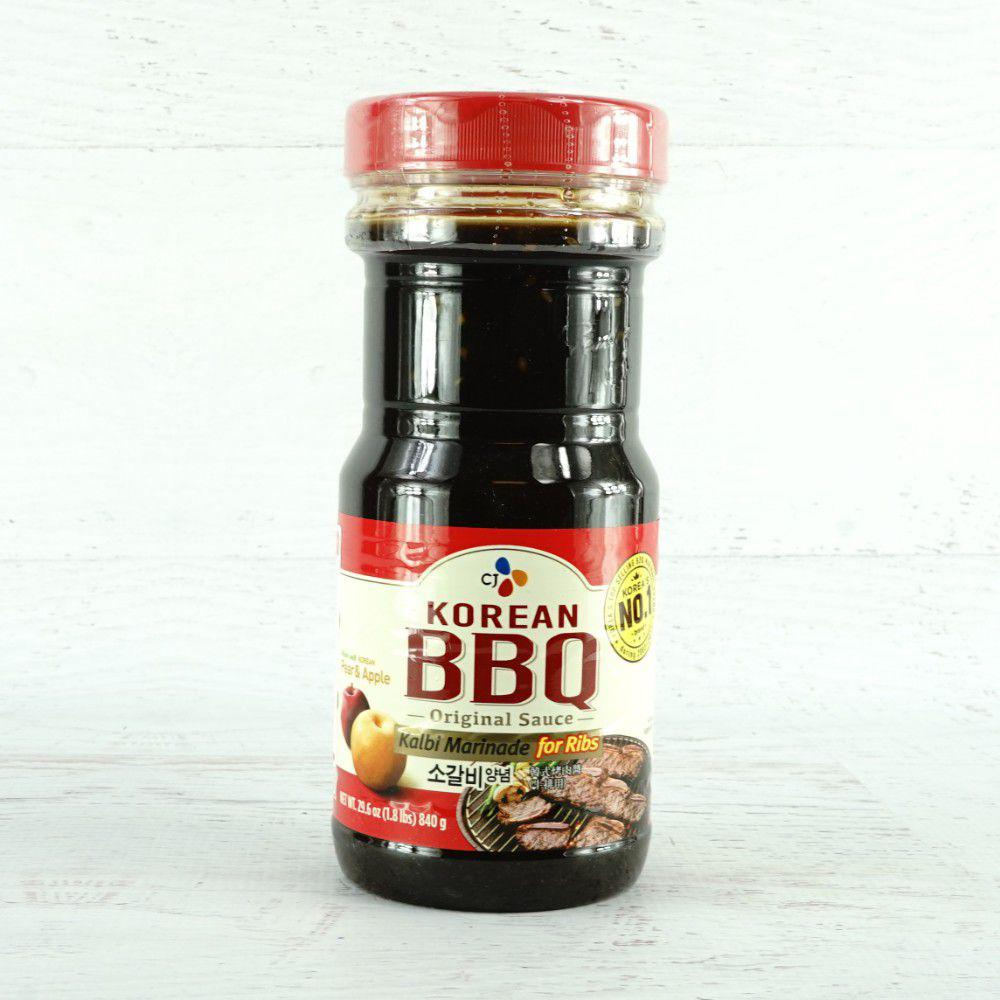Kalbi Sauce Korean Bbq 840 G Cj Qualifirst