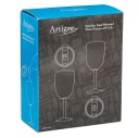 Wine Cup Double Wall w/Lid 2 Pc 1 pc Artigee