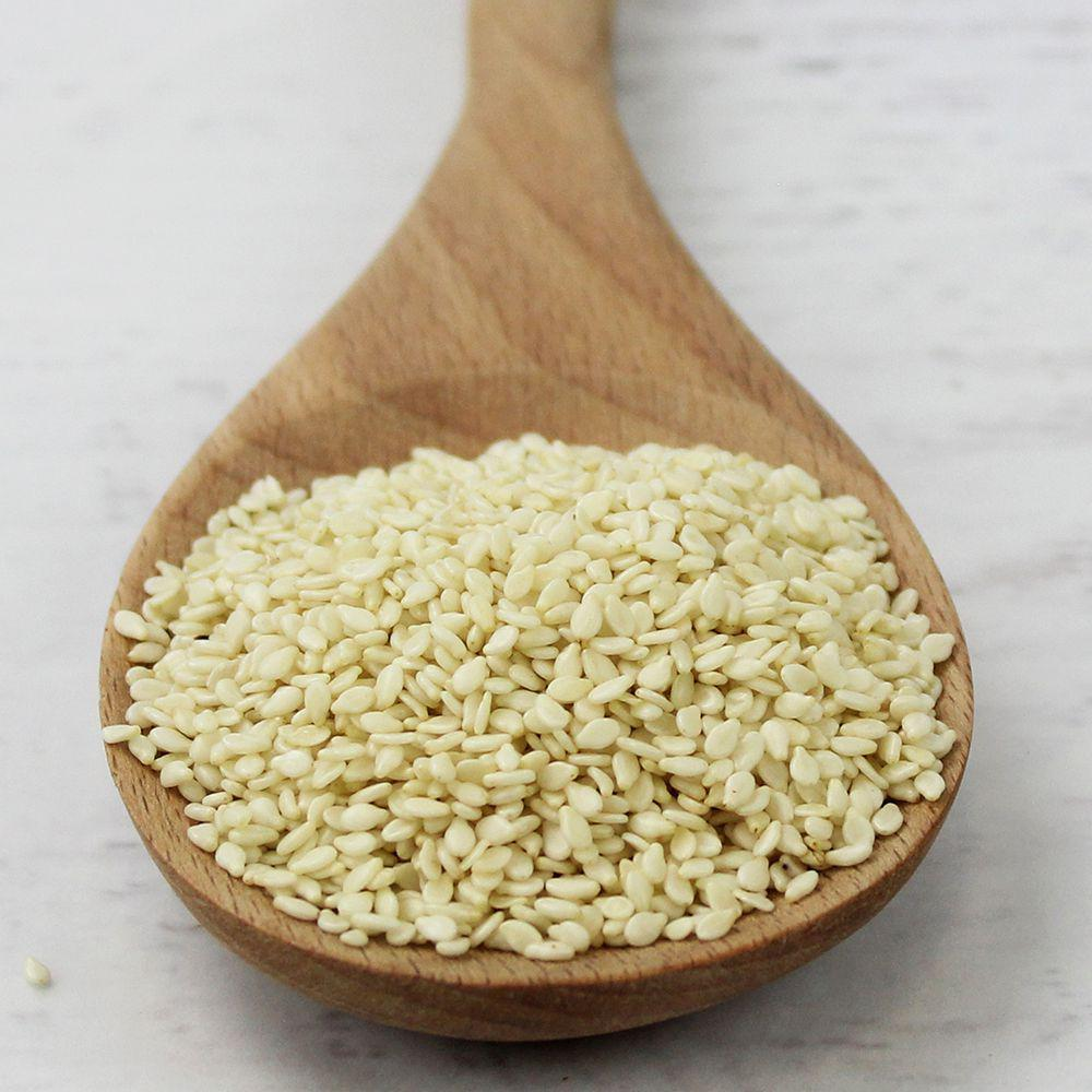 Sesame Seeds Whole White 454 g Royal Command