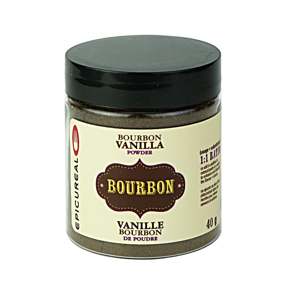 Vanilla Powder 100% (Bourbon) 40 g Epicureal