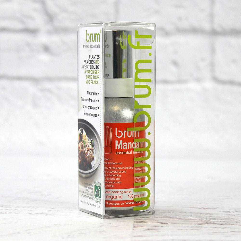 Mandarin Essence Spray - 17 ml Brum