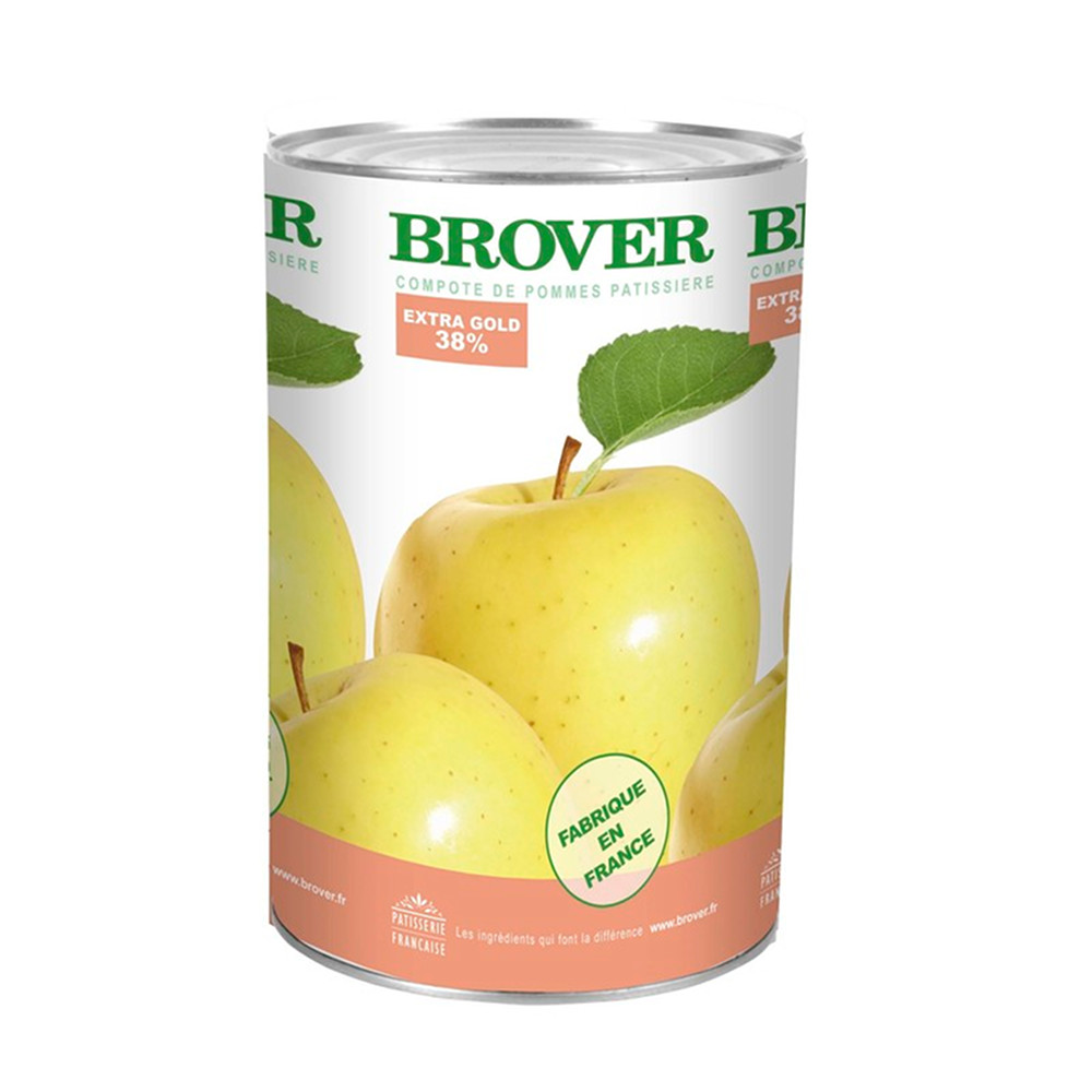 Apple Compote - 4.25 kg Fruiron