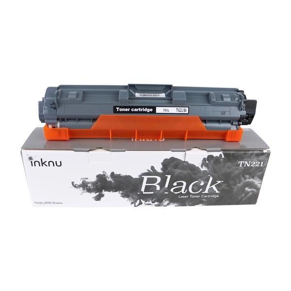 Brother TN221 Black Toner 1 pc Inknu