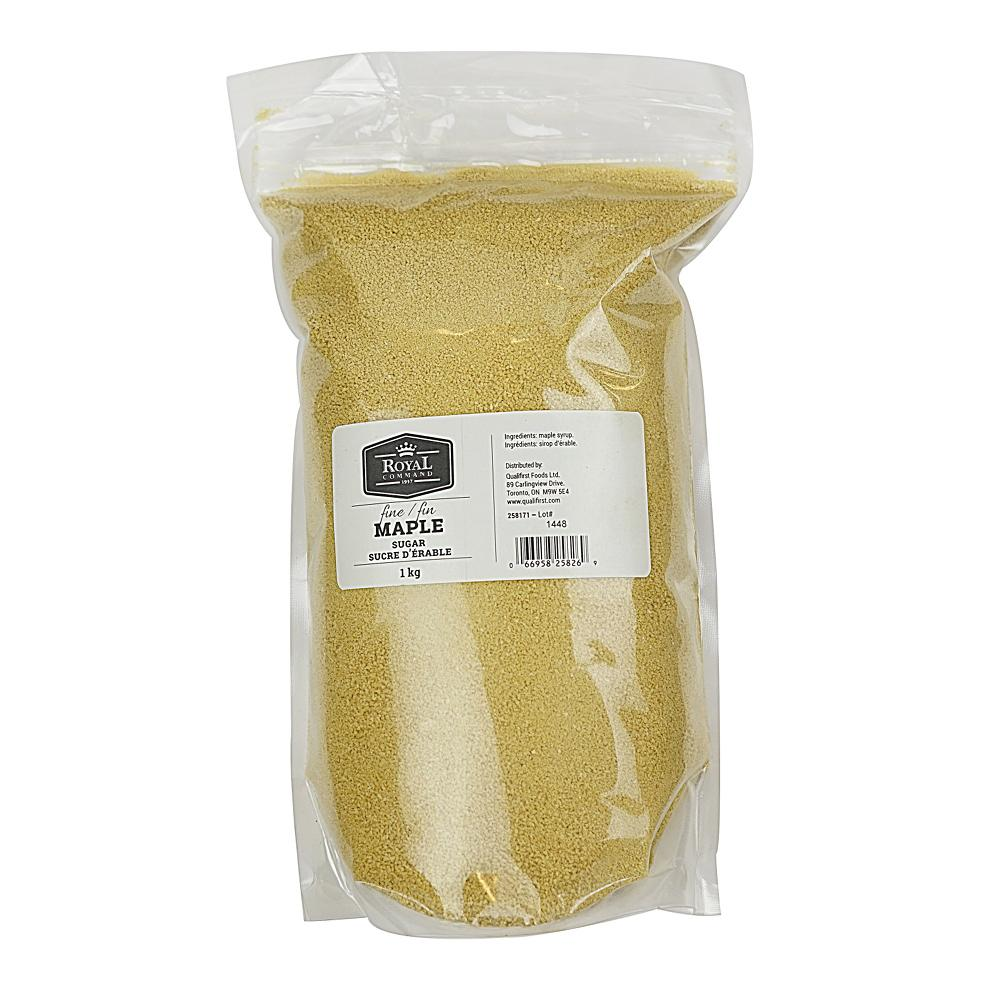Maple Sugar Fine 1 kg Royal Command