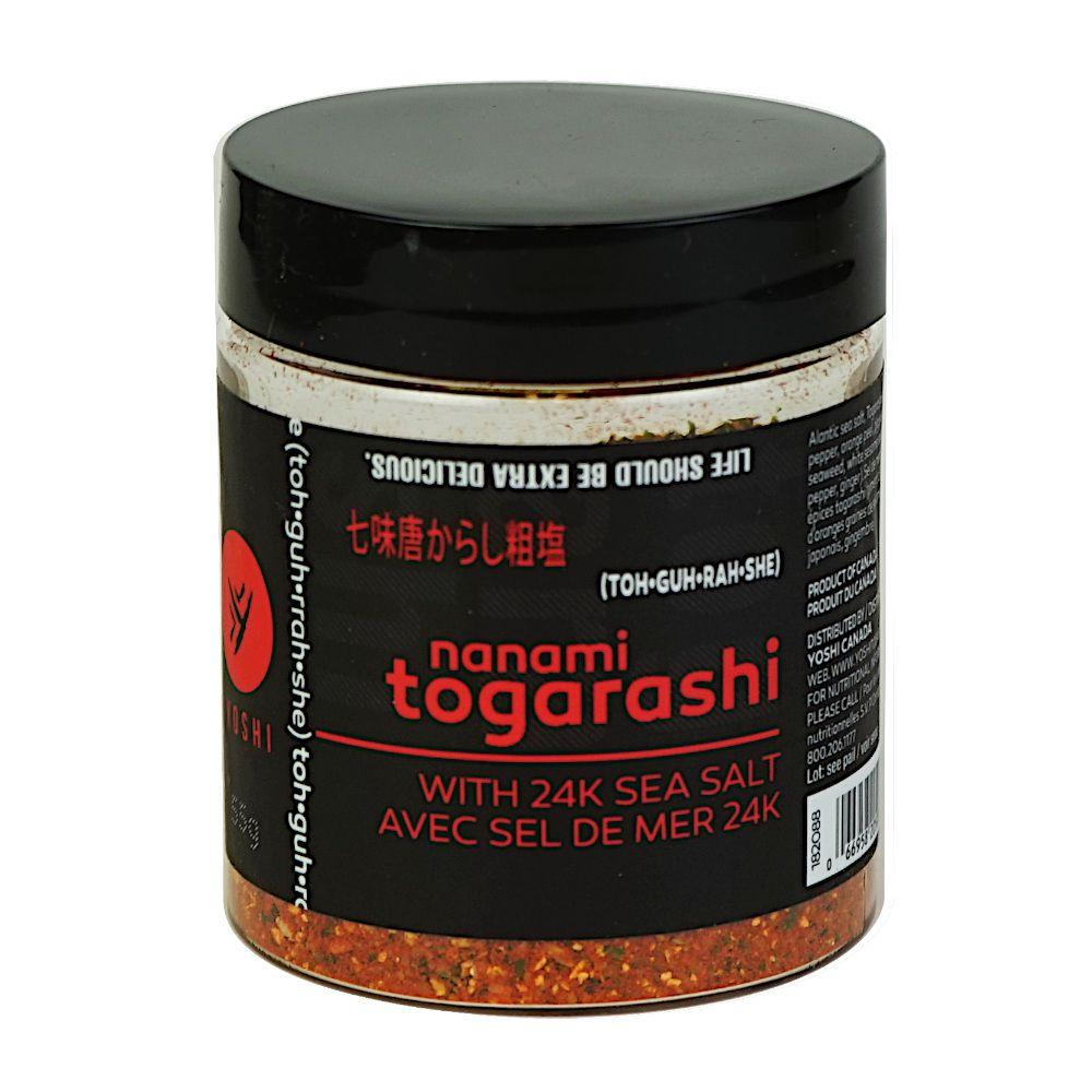 Togarashi Dry Chili with Sea Salt 55 g YOSHI
