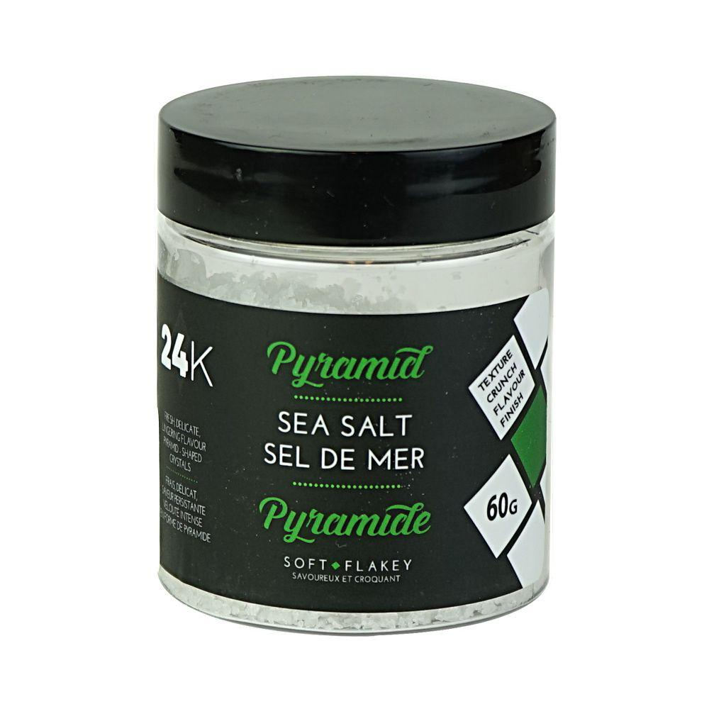 Sea Salt Flakes 60 g 24K