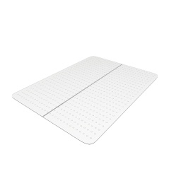 [CMC-002] Chair Mat Rectangle  (Carpet) 36x48 1 pc Wudern