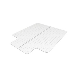 "[CMC-003] Chair Mat Lip (For Carpet) 48x60"" 1 pc Wudern"