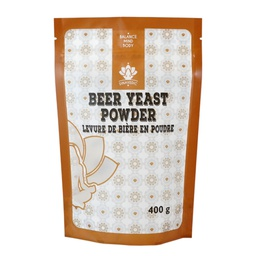 [152060] Beer Yeast Powder 400 g Dinavedic