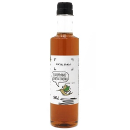 [163613] Elderflower Cordial Mixer 500 ml Social Syryp