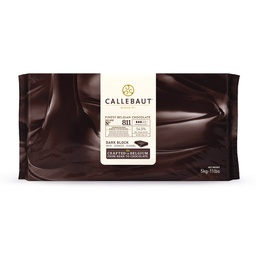 [173035] Semi Sweet 811 Block 5 kg Callebaut