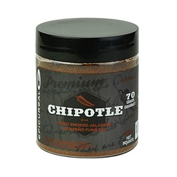 [184108] CHIPOTLE Powder (Smoked Jalapeno) 70 g Epicureal