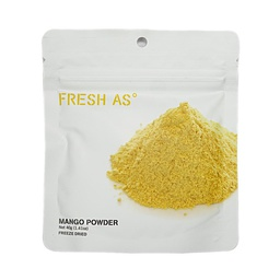 [240840] Mango Powder Freeze Dried 40 g Fresh-As