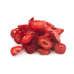 [240885] Strawberry Slice Freeze Dried 22 g Fresh-As