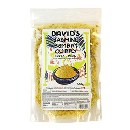 [187314] Jasmine Bombay Curry Insta-Meal 300 g Davids