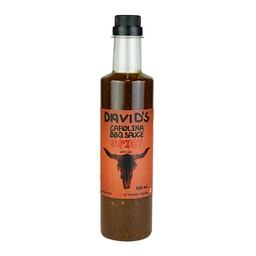 [187330] Spicy Carolina BBQ Sauce 500 ml Davids