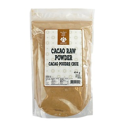 [173067] Cacao Raw Powder 454 g Dinavedic