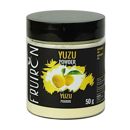 [182495] Yuzu Powder 50 g Fruiron