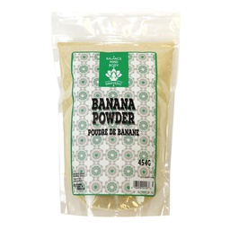 [240124] Banana (Green) Powder 454 g Dinavedic