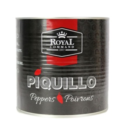 [060595] Piquillo Peppers 3 kg Royal Command
