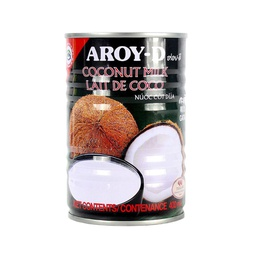 [060660] Coconut Milk Thick Tinned 400 ml AroyD