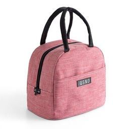 [KNU-8000] Lunch Bag Red (Insulated) 1 pc Inknu