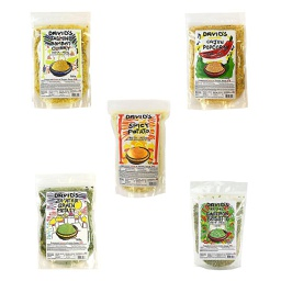 [187355] Assorted Insta-Meal 5pc 1 ct Davids