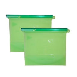 [ARTG-8044] Storage Silicone Bag 1L&1.5L Set 1 pc Artigee