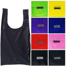[KNU-8029] Shopping Bag Foldable 8pc Set 1 pc Inknu